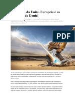 A ruptura da União Europeia e as profecias de Daniel.docx