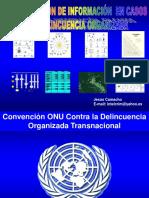 Organizacion de Informacion Vs Delincuencia Organizada                                                          (M+u00AExico     2011)