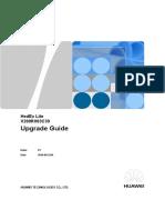 HedEx Lite V200R003C30 Upgrade Guide