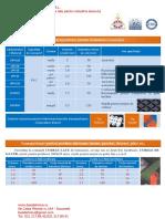 Brosura Benzi Transportoare Curele Late Pentru Industria Lemnului
