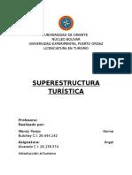 Superestructura Turistica
