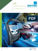 SAF-FRO Catalog Echipamente & Accesorii 2014