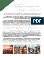 Reseña Historica de La Conquista de Guatemala