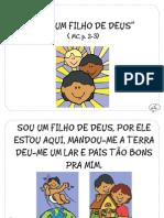 """""""Sou Um Filho de Deus"""" (MC, pp. 2 - 3)"""