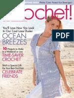 Crochet! July 2009