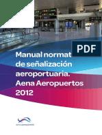 Manual Senalizacion Aena Aeropuertos