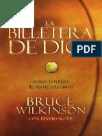 La Billetera de Dios-Bruce Wilkinson