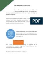 Niif Para Pymes Seccion 29-Impuesto a Las Ganancias