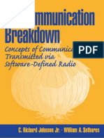 Telecommunication Breakdown Concepts of Communication