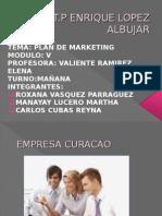 Plan de Marketing Roxana