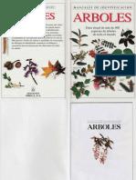Manual de Identificación de Arboles