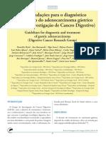Recomendações para o diagnóstico e tratamento do adenocarcinoma gástrico.pdf
