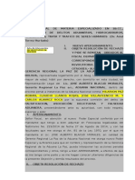 OBJECION  dr mamani.docx