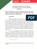 O CONCEITO DE DÉFICIT HABITACIONAL NO BRASIL - CONTEXTO DE ELABORAÇÃO SOB A ÓTICA DO SISTEMA SIMBÓLICO1