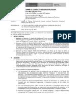 INFORME N°XXX-2016-CFATEP HIDROVIA AMAZONICA programa de inversiones