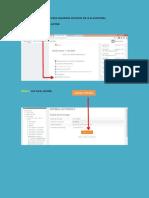 Pasos Para Adjuntar Archivos en La Plataforma