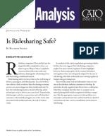 Is Ridesharing Safe?