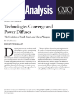 Technologies Converge and Power Diffuses