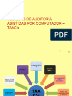 Tecnicas Auditoria Asistidas Computador Taaca s