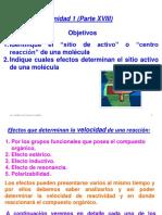 Unidad 1 Q.O.I 1S 2016 P.xviiI Propiedades Químicas 1.7