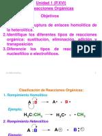 Unidad 1 Q.O.I 1S 2016 P.xvi Propiedades Químicas 1.7
