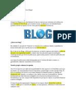 Wordpress Introducción (Blogs)