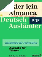to Türkler için Almanca