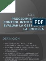 Diapositiva Control Interno Guia 24