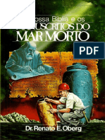 A Nossa Biblia e Os Manuscritos Do Mar Morto - Renato E. Oberg