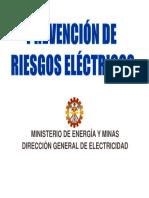 Seguridad Contra Riesgo Electrico