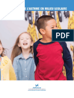 Asthma Management in Schools – Best Practices (French)