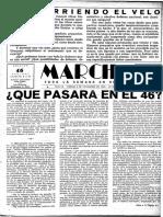 1945_La Literatura Gauchesca. (Aspectos) I (Marcha, 2 de Noviembre de 1945)
