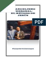 EVANGELISMO PERSONAL.  MÉTODO DE JESÚS PR. PANAYOTIS..pdf