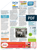 Pharmacy Daily for Wed 20 Jul 2016 - Wholesalers keen for review, Willach Chemmart concept, BarangaRoche, Health AMPERSAND Beauty and much more