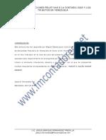 Anotaciones Relativas a La Contabilidad y Tributos Dcl Def y Est