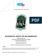 Final Anarchist Notes