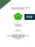Pengaruh Bronkokonstriksi Dan Perubahan Airway Pada Asma