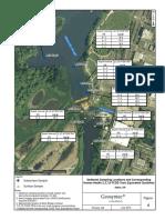 Sediment Sampling locations map
