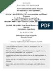 David L. Shavers and Sam David Shavers, Cross-Appellants v. Massey-Ferguson, Inc., a Corporation, and Massey Ferguson Credit Corporation, a Corporation, Cross-Appellees. Massey-Ferguson Credit Corp. v. David L. Shavers, Sam David Shavers, and Virginia Shavers, Defendants, 834 F.2d 970, 11th Cir. (1988)