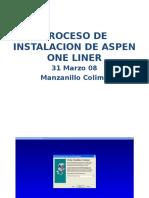 Curso Aspen 31Mar08
