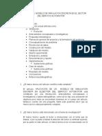 Aplicación de Un Modelo de Simulacion Discreta en El Sector Del Servicio Automotor (1)