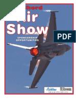 Air Show Promo