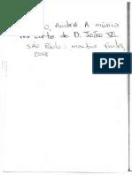 D. João Na Bahia - A Música de Salvador (André Cardoso)
