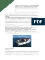EVOLUCIÓN HISTORICA portuarias
