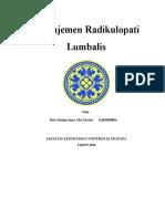 COVER cover radikulopati