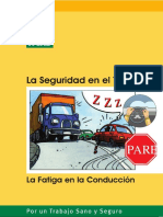 Fatiga de La Conduccion