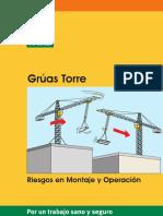 Grua Torre Montaje y Operacion