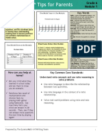 eureka math grade 6 module 1 parent tip sheet