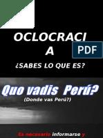 13 OCLOCRACIA excelente enviar ok.pps