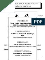 Buku Program & Jadual MSSP 2016